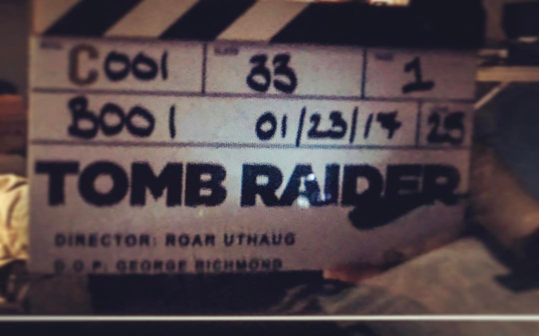 Tomb Raider Movie Begins Production