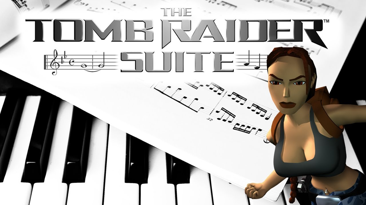 The Tomb Raider Suite – Out now!